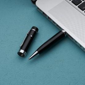 Caneta Pen Drive 8GB Personalizada com Laser