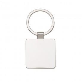 Chaveiro Metal Quadrado personalizado