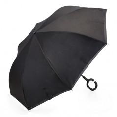 Guarda-Chuva Invertido com Logotipo