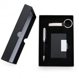 Kit Executivo 3 Peças com Logotipo
