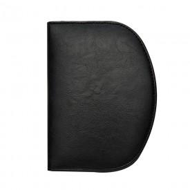Kit manicure 15 peças em estojo de couro sintético Promocional