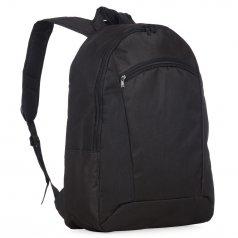 Mochila 100% nylon com compartimento para notebook.