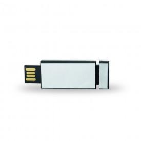 Pen Drive 4GB Retrátil Para Brinde Com Logo