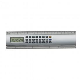 Régua Calculadora Plástica 20cm Personalizada