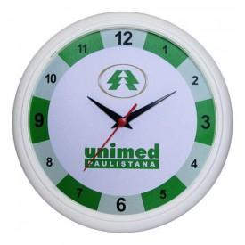 Relógio de Parede personalizado Redondo  30 cm