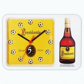 Relógio de Parede personalizado UNIVERSAL - 21,5 cm x 30 cm