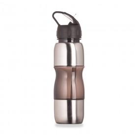Squeeze Alumínio de 600ml com Logo para Brinde