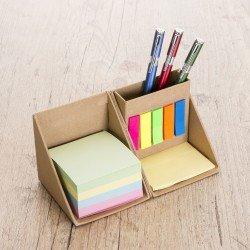 Bloco de anotações Personalizado com post-it formato cubo
