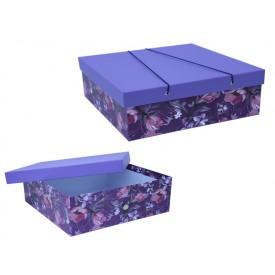 Caixa Retangular com elástico