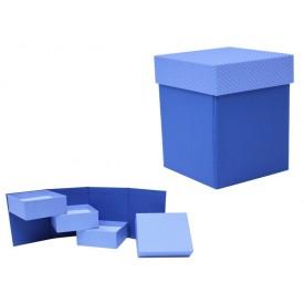 Caixa Para Embalagem com 3 Andares Personalizada