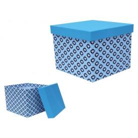 Caixa Quadrada Personalizada com Estampa