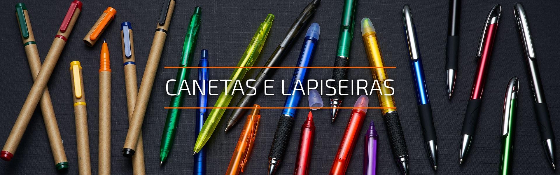 Lápis e Lapiseiras Personalizadas