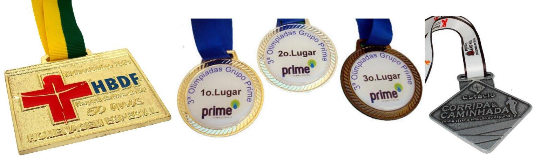 Medalhas Personalizadas